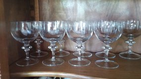 Peill German Crystal Stem Ware Set in Columbia, South Carolina