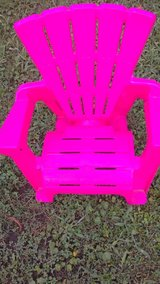 Hot Pink Chair in Leesville, Louisiana
