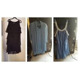 Dresses size 18 very nice used for 1 dinner event in Barstow, California