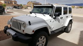 2013 Jeep JKU in Alamogordo, New Mexico