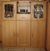 Kitchen Hutch in Ramstein, Germany