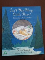 Good night baby bear book & cd in Lakenheath, UK
