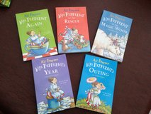 Mrs Pepperpot books-Never been read in Lakenheath, UK