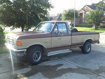 VINTAGE, 1989 F150, XLT TEXAS PICKUP in The Woodlands, Texas