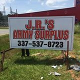 J.R.'s Army Surplus 40 years experience serving our Military with QUALITY service in DeRidder, Louisiana