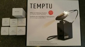 Brand new temptu airbrush makeup system in Conroe, Texas