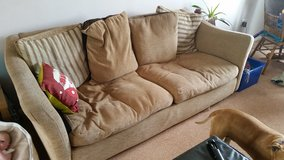 3 Seater & 2 Seater Sofas in Lakenheath, UK
