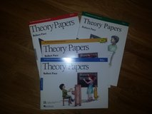 Theory Papers - Bundle Book 1-4 from Robert Pace Piano Method in Clarksville, Tennessee