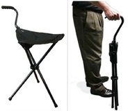 Portable Walking Chair (Cane / Stool) from The Stadium Chair Company in Beaufort, South Carolina
