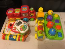 Assortment of toys in Fort Riley, Kansas