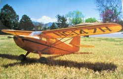 Stinson Voyager Wooden R/C Model Airplane Kit, new in original box. Needs Electric R/C in 29 Palms, California
