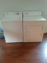 Washer and Dryer in Fort Campbell, Kentucky