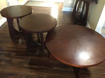 Coffee Table & Side Tables in Joliet, Illinois