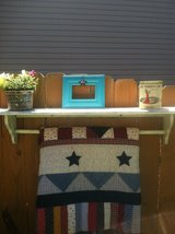 Quilt Rack and Shelf in Naperville, Illinois