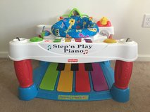 Step & Play Piano in Fort Drum, New York