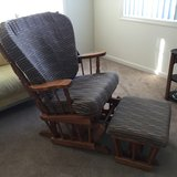 Rocking chair in Fort Drum, New York