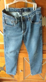 Lucky Brand Boys Jeans Size 12 Billy Straight Excellent Condition in Camp Lejeune, North Carolina