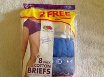 Fruit of the Loom Women's Panty Pack in Cherry Point, North Carolina