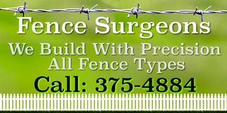 Fence builders in DeRidder, Louisiana