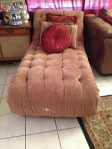 Beautiful Fabric Chaise Lounge in Kingwood, Texas