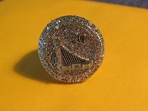 Golden State Warriors Replica Ring in Fairfield, California