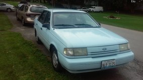 Ford Tempo good little running car need a a good home to go to! in Ottawa, Illinois