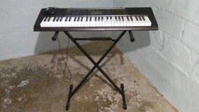 Casio CTK-2080 Keyboard with stand in Naperville, Illinois