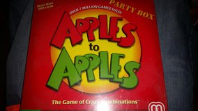 Apples to Apples in Alamogordo, New Mexico