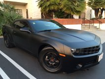 2013 Chevy Camaro Murdered Out in Oceanside, California