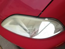 Head light restoration in Los Angeles, California