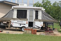 2012 Rockwood Pop up Camper in Warner Robins, Georgia