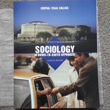 Sociology Central Texas College Edition 10th Edition in Fort Leonard Wood, Missouri