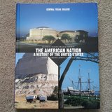The American Nation Central Texas College (CTC) Custom in Fort Leonard Wood, Missouri