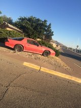 1988 red chevy camaro in Alamogordo, New Mexico