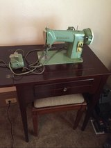 Singer Sewing Machine 185K With Table in Fort Carson, Colorado