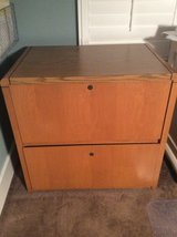 Two drawer lateral file cabinet in Kingwood, Texas