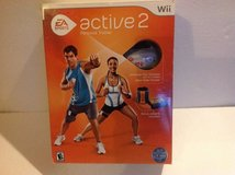 WII ACTIVE 2 PERSONAL TRAINER ( BRAND NEW ) in Naperville, Illinois