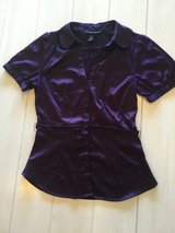 H&M deep amethyst button up (4) in Okinawa, Japan