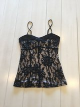 EXPRESS black lace lined cami (XS) in Okinawa, Japan
