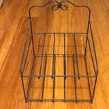 Wrought iron stand from Longaberger; PRICE REDUCED! in Beaufort, South Carolina