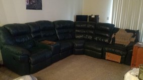 Green Reclining Couch - MUST GO TODAY! in Camp Pendleton, California