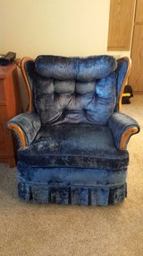 Blue Chair - MUST GO TODAY! in Camp Pendleton, California