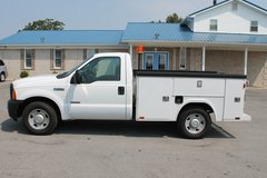 2007 Ford F250 Super Duty utility bed ONE OWNER #10489 in Louisville, Kentucky