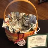 1998 Mother's Day basket from Longaberger in Beaufort, South Carolina