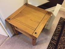 Pier One Imports-Rustic Wood Side Table Reduced in Lakenheath, UK