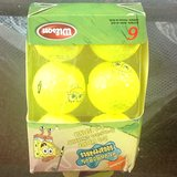6 new sponge bob golf balls in Fort Campbell, Kentucky