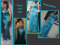 Prom dress size12 in Fort Carson, Colorado