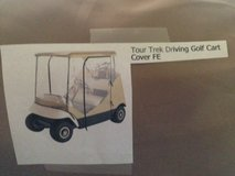 TourTrek Driving Golf Cart Cover in Houston, Texas