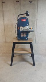 """RYOBI 9"""" BAND SAW - with table in Plainfield, Illinois"""