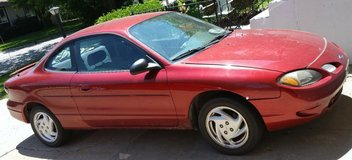2002 Ford ZX2 in Fort Riley, Kansas